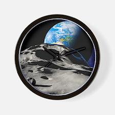 Near-Earth asteroid - Wall Clock
