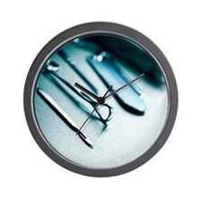 Surgical equipment - Wall Clock