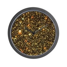 Stars towards the galaxy centre - Wall Clock