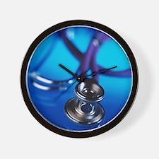 Stethoscope - Wall Clock