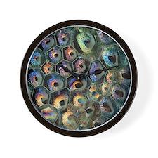 Soap bubbles - Wall Clock