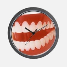 Toy teeth - Wall Clock