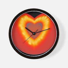 Supernova explosion - Wall Clock