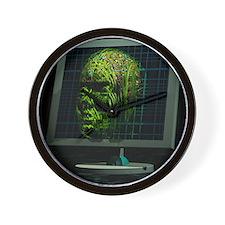 Artificial intelligence - Wall Clock