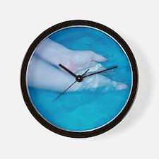 Washing hands - Wall Clock