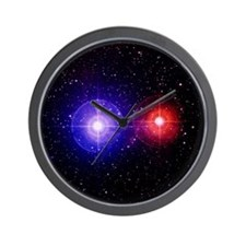 Variable star RX Lep - Wall Clock