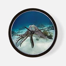 Broadclub cuttlefish - Wall Clock