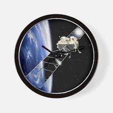 Eureca satellite - Wall Clock