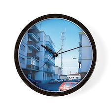 Mobile phone mast - Wall Clock