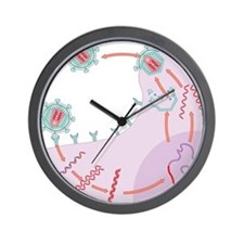 HIV replication - Wall Clock
