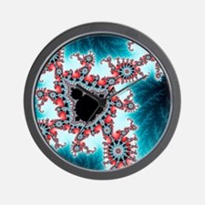 Mandelbrot fractal - Wall Clock
