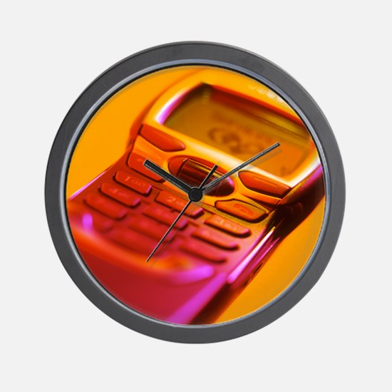 WAP mobile telephone - Wall Clock