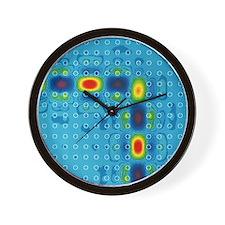 Photonic crystal waveguide - Wall Clock