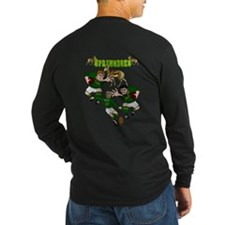 Springboks Rugby Long Sleeve T-Shirt