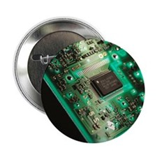Computer circuit board - 2.25