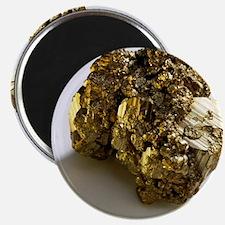Iron pyrite - Magnet