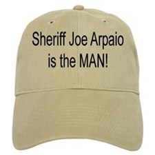 """Sheriff Joe Arpaio"" Baseball Cap"