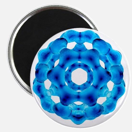 Buckyball, C60 Buckminsterfullerene - Magnet