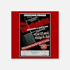 Equationator Classroom Cinema Sticker