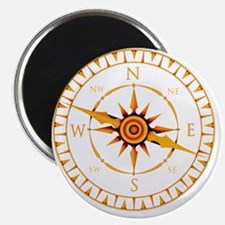 Compass rose - Magnet