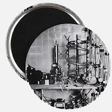 Heart-lung machine, 20th century - Magnet