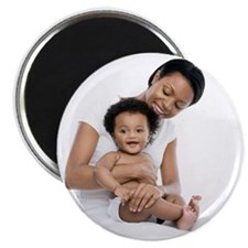 Mother and baby - Magnet