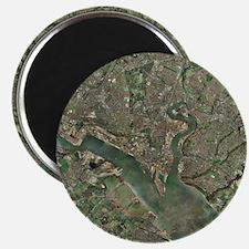 Southampton, UK, aerial photograph - Magnet