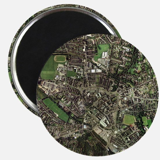 Stoke-on-Trent, UK, aerial image - Magnet