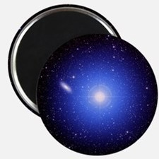 Galaxy and star - Magnet