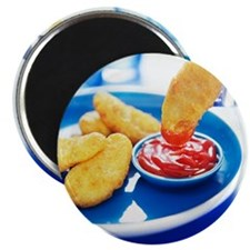 Chicken nuggets - Magnet