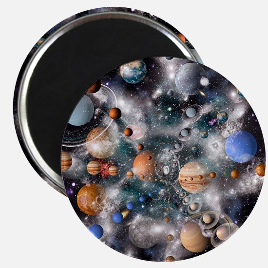 Solar system planets - Magnet