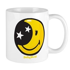 Moon Smiley Mug