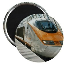 Eurostar Channel Tunnel train - Magnet