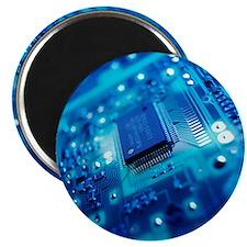 Computer circuit board - Magnet