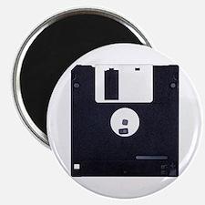 Floppy disk - Magnet