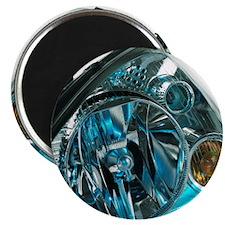 Headlamp assembly - Magnet