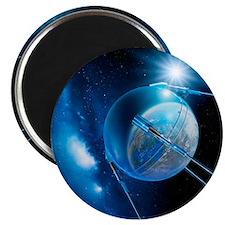 Sputnik 1 satellite - Magnet