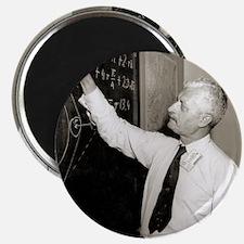 Hermann Oberth, German rocket pioneer - Magnet