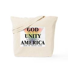 #2 God made me Gay Tote Bag