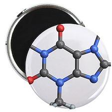 Caffeine molecule - 2.25
