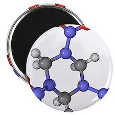 RDX explosive molecule - 2.25