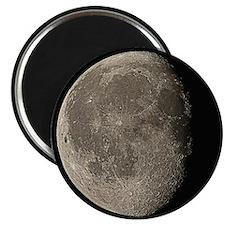 Waning gibbous Moon - 2.25