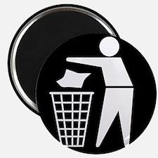 No litter sign - 2.25
