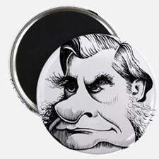 Thomas Huxley, caricature - 2.25