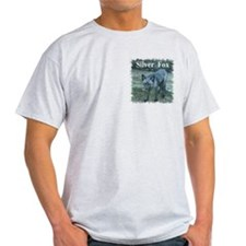 Silver Fox over 50 T-Shirt