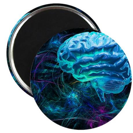 Brain research, conceptual artwork - 2.25