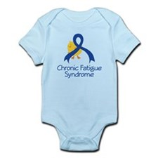 Chronic Fatigue Syndrome Chick Infant Bodysuit