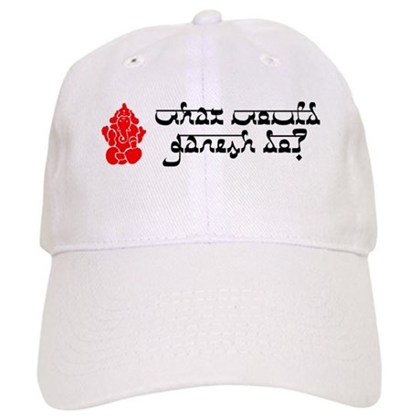 What Would Ganesh Do? Cap