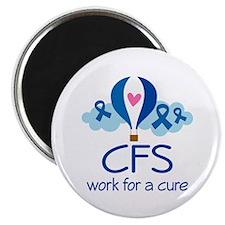 Chronic Fatigue Syndrome (balloon) Magnet