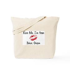 Baker - Kiss Me Tote Bag